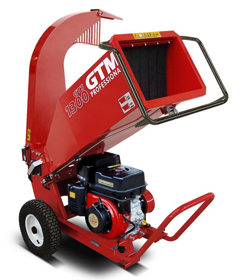 GTS1300M GTM Houtversnipperaar