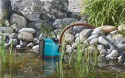 Gardena waterpompen