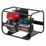 Honda EC 5000 duurzaam generator
